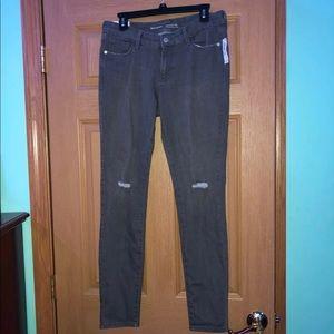 Rockstar Super Skinny Low Rise Jeans